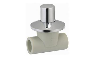 PriceList for Plastic Component - Concealed stop valve – Donsen