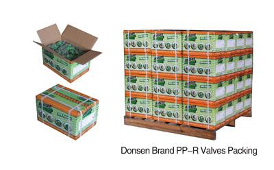 Donsen Brand PPR Valve Packing