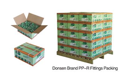 Donsen Brand PPR fitting Packing