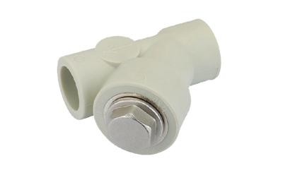 Best quality Ppr Female Elbow – PP-RC filter B Type – Donsen