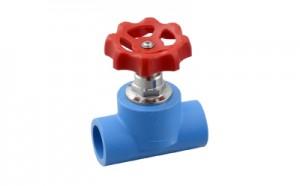 Heavy stop valve